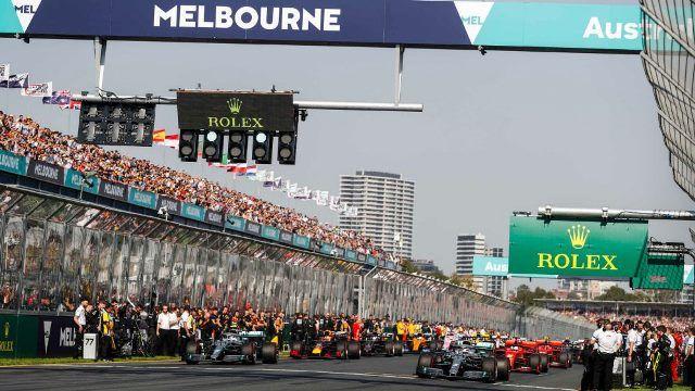 El GP de Australia en riesgo debido a los incendios