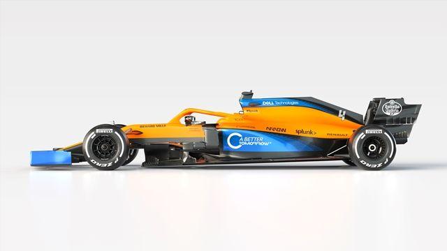 McLaren se une a la fiesta y presenta el nuevo MCL35