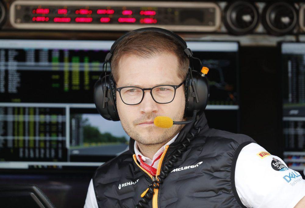 Andreas Seidl admite que Ferrari puede meterse a la lucha por el 3.er puesto del Mundial de Constructores