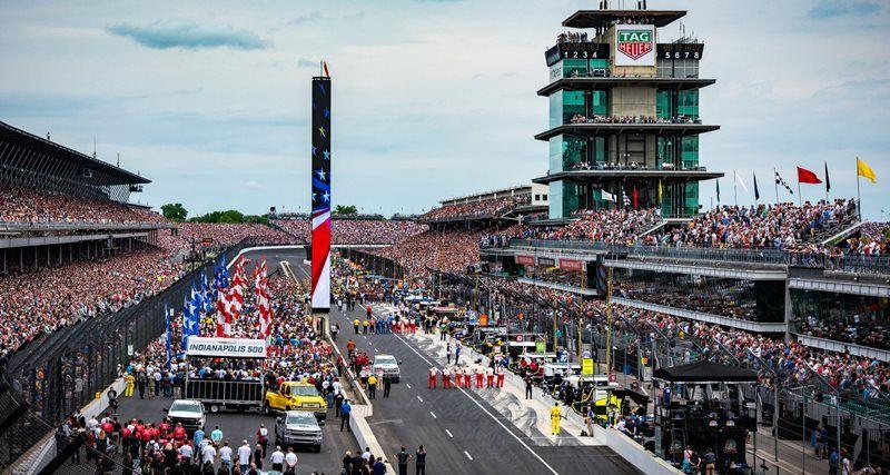 Las 500 millas de Indianápolis se posponen al mes de agosto