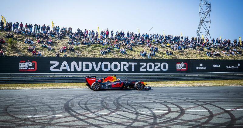 El Gran Premio de Holanda en duda para 2020