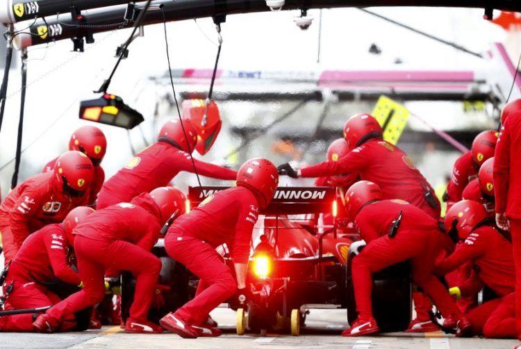 La F1 atenta a la situación con el coronavirus en todo el mundo