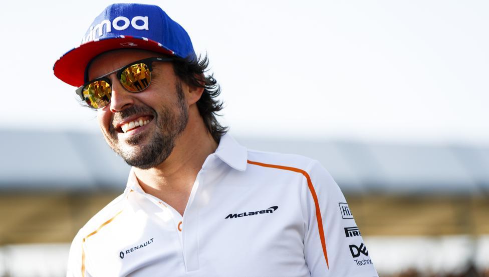 """Alonso: """"Tengo energías renovadas, es como si volviera a tener 23 años"""""""