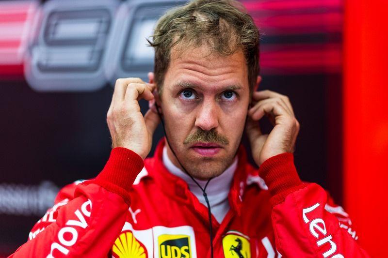 El dinero no será un factor para la renovación de Vettel por Ferrari