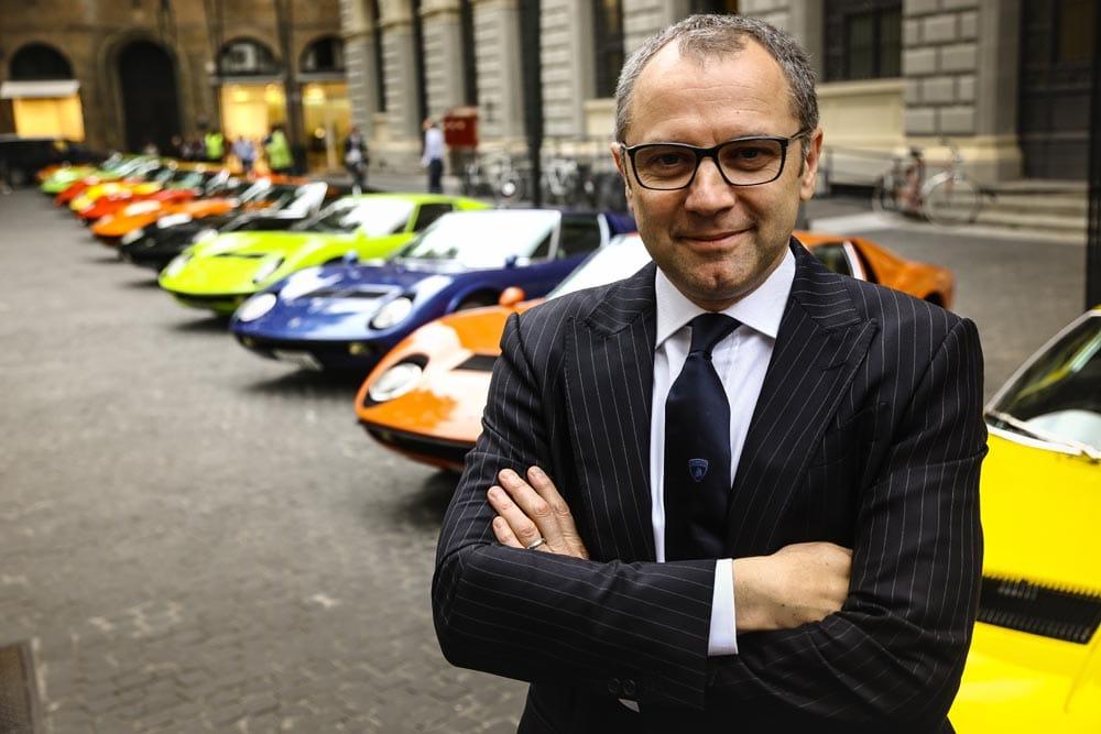 Stefano Domenicali se perfila para ser el nuevo CEO de la Fórmula 1