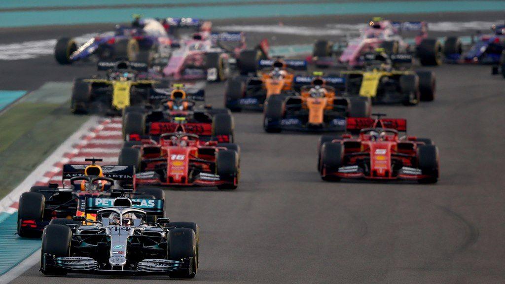 La Fórmula 1 revela el calendario provisional de la temporada 2021