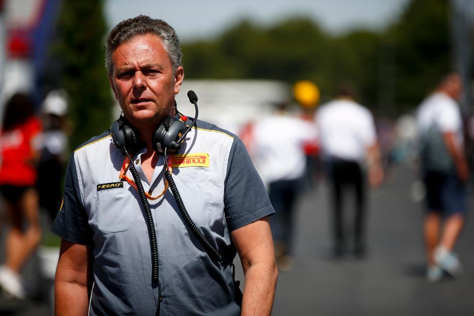 """Mario Isola: """"Debemos estar 100% seguros de ser capaz de suministrar los neumáticos"""""""