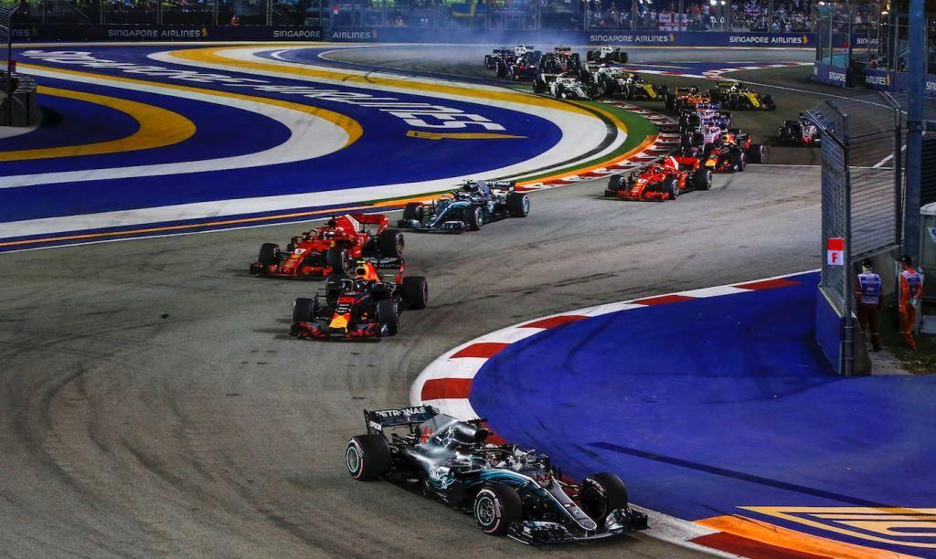 El GP de Singapur en conversaciones para posible cambio en el calendario