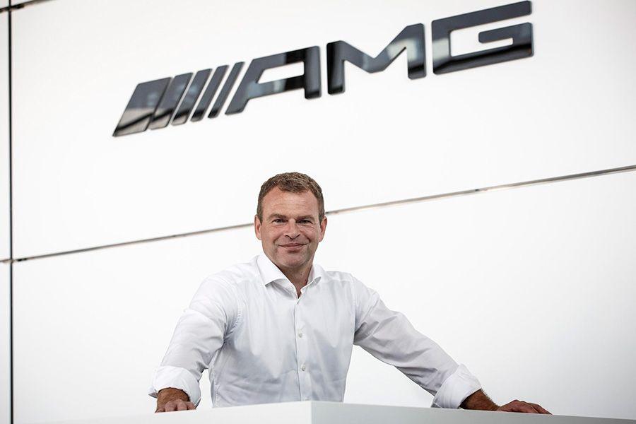 OFICIAL: Tobias Moers nuevo CEO de Aston Martin