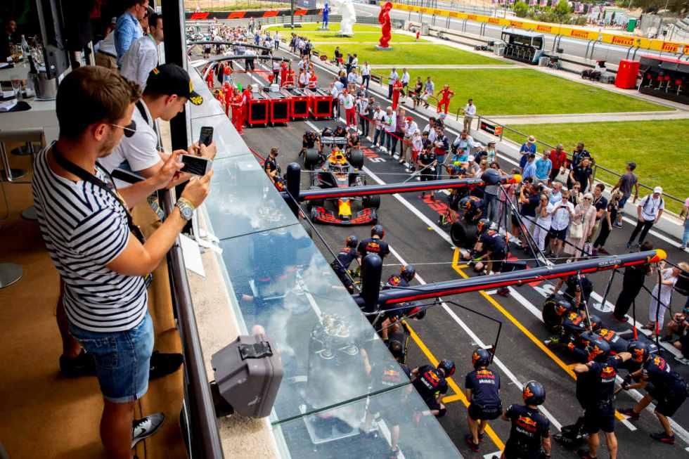 La FIA trabaja en una App de rastreo para controlar a los miembros del paddock