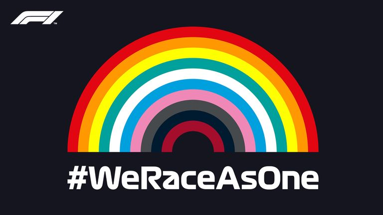La F1 crea 'We Race As One' iniciativa para combatir el racismo
