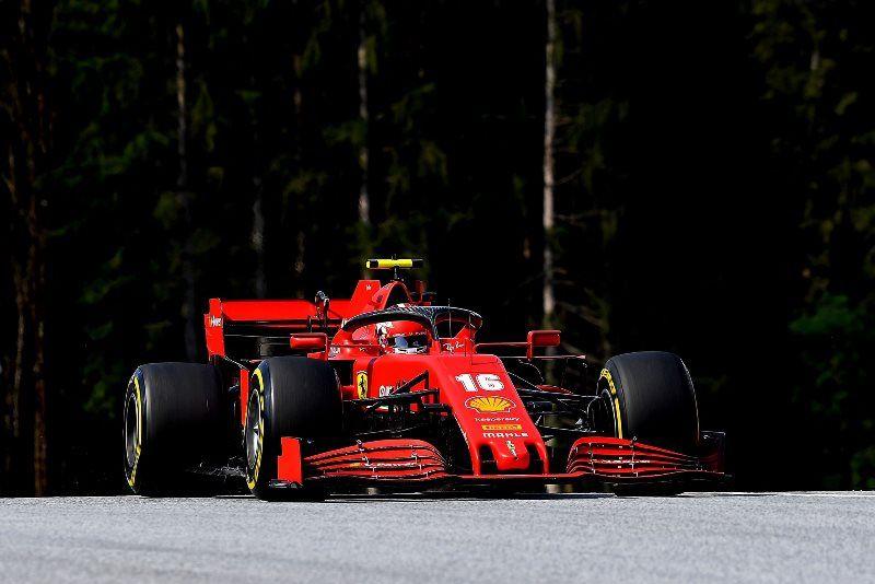 Nuevo fiasco en Ferrari; Leclerc aceptó su culpa por el accidente con Vettel