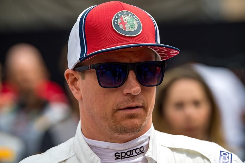 Kimi Räikkönen tiene los días contados en la máxima categoría