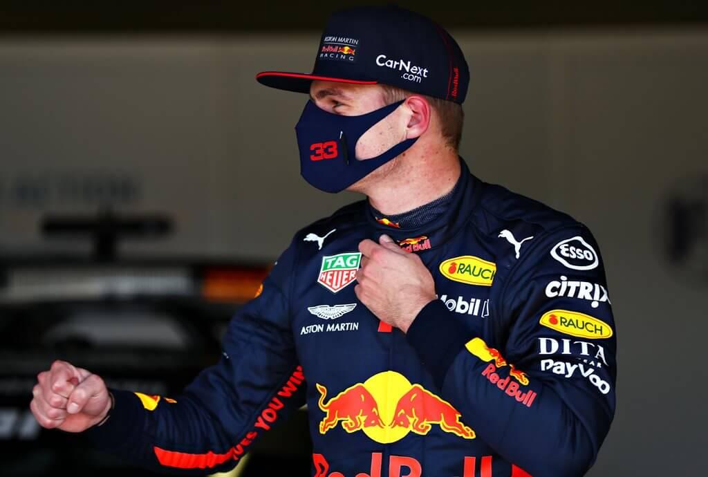 """Max Verstappen sobre el incidente con Pérez: """"No me dejó suficiente espacio"""""""