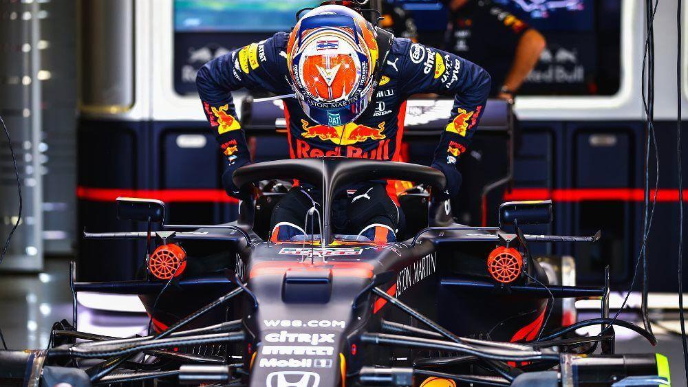 Max Verstappen gana el Gran Premio del 70° Aniversario