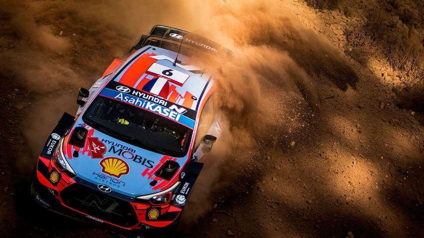 Loeb regresa y lidera la primera jornada del Rallye de Turquía