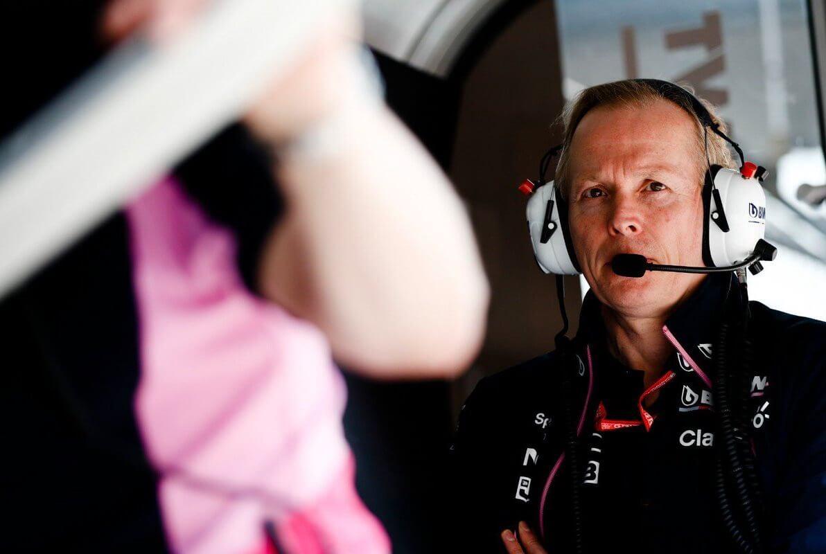 """Andrew Green sobre Vettel """"Su mentalidad no está en buenas manos en Ferrari"""""""