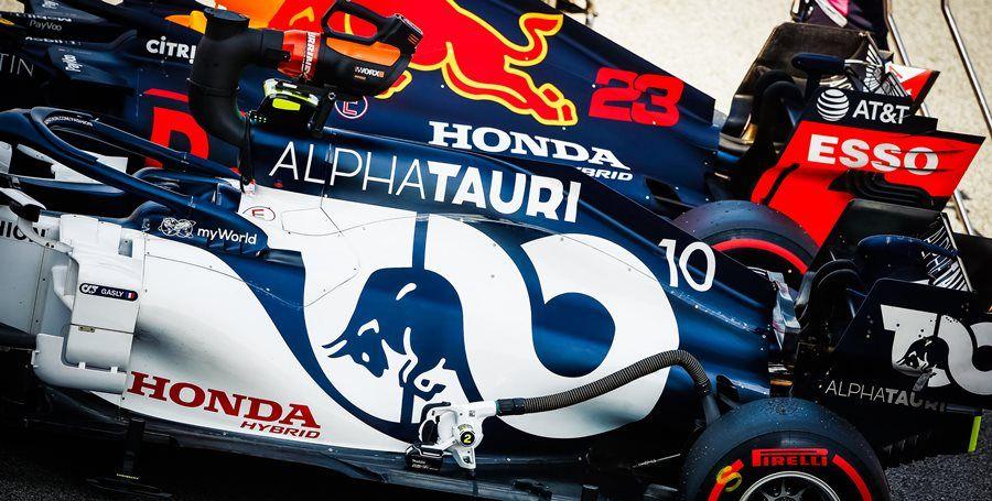 ¡Honda se va de la F1! Red Bull y Alpha Tauri a la deriva