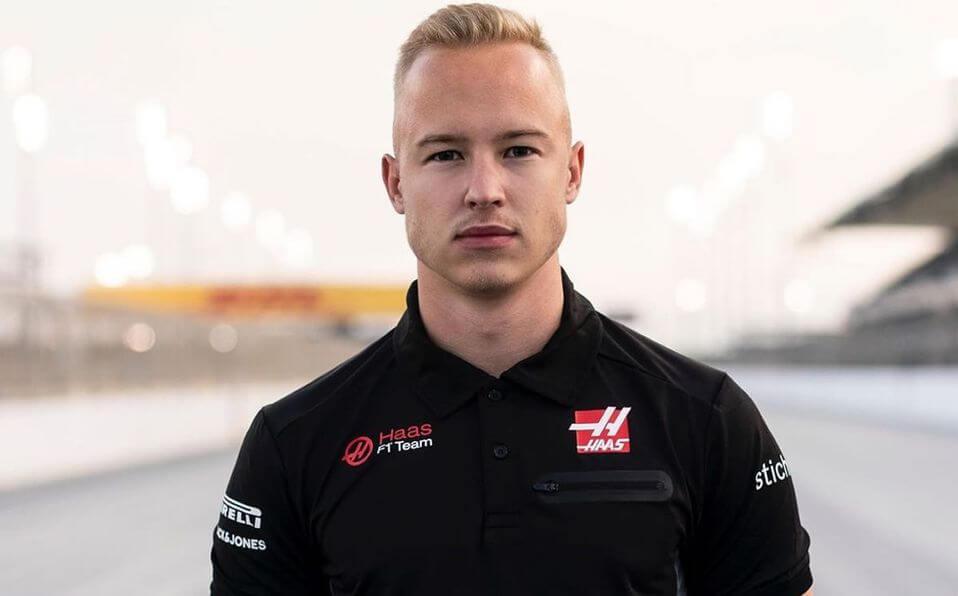 Haas F1 Team condena los actos de Nikita Mazepin