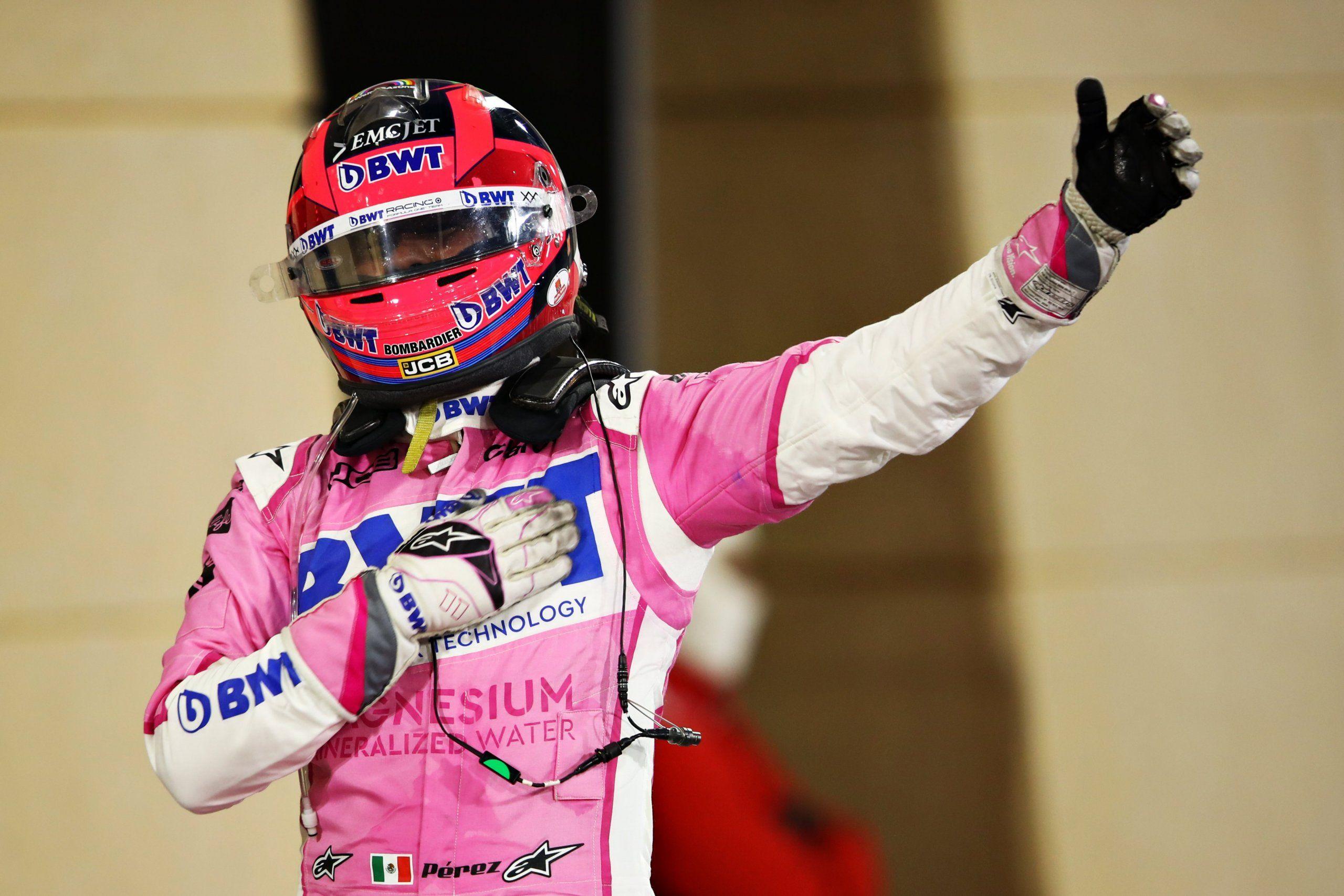 ¡Día histórico para México! Sergio Pérez logra su primera victoria en Fórmula 1