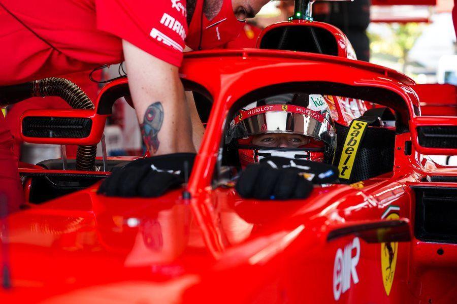Calum Ilott se convierte en piloto reserva de la Scuderia Ferrari para 2021