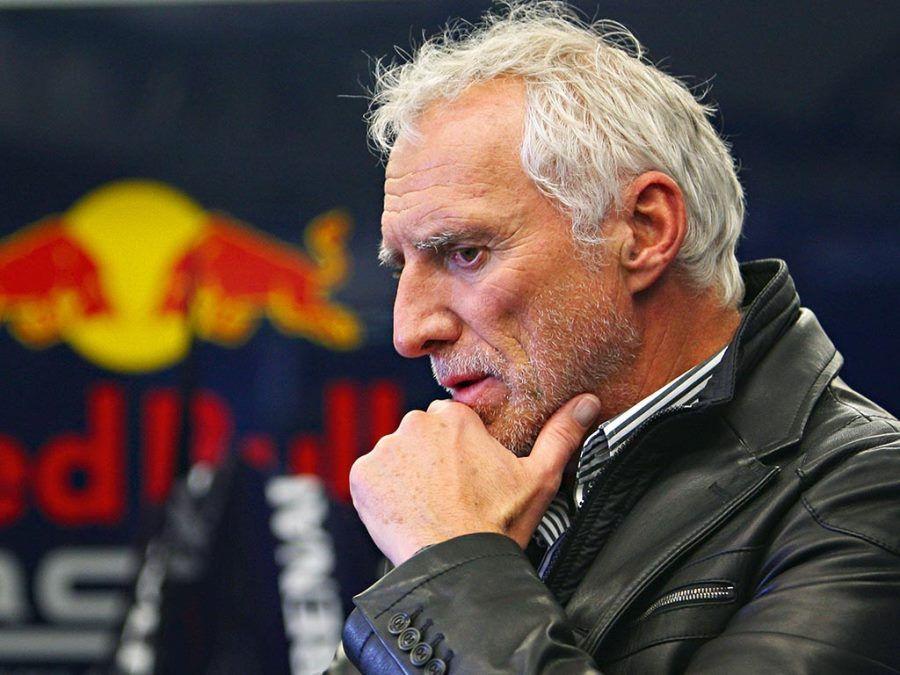 Dietrich Mateschitz señala que Pérez llegó a Red Bull por su desempeño