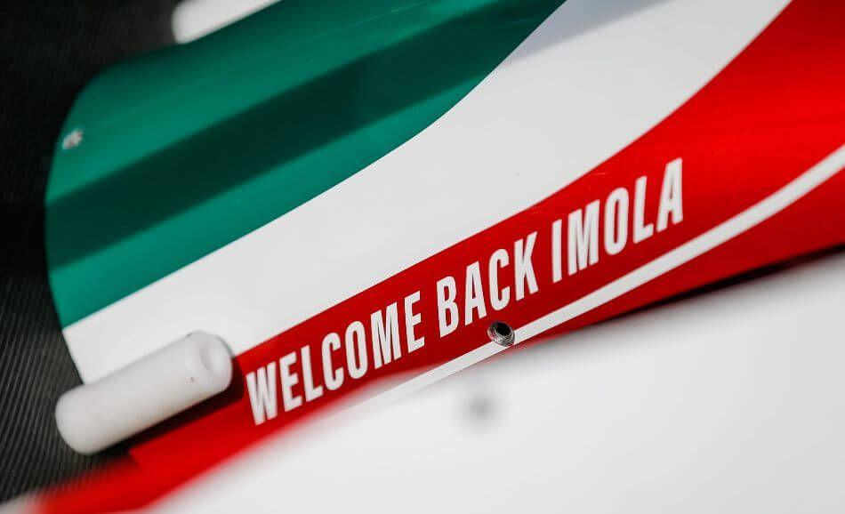 Imola quiere un lugar permanente en el calendario de Fórmula 1