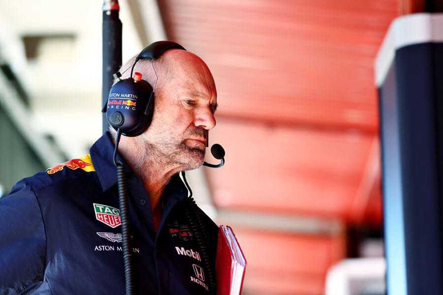 """Adrian Newey sobre Red Bull: """"Tengo un sentimiento paternal por el equipo"""""""