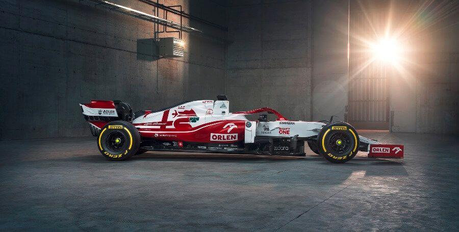 Alfa Romeo presenta su monoplaza para la temporada 2021; el C41