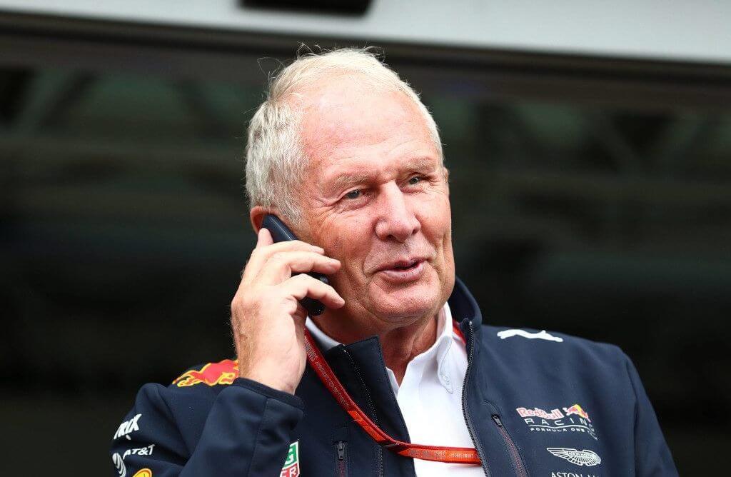 "Helmut Marko sobre la carrera de Bahréin: ""Sergio Pérez está al nivel de Verstappen en carrera"""