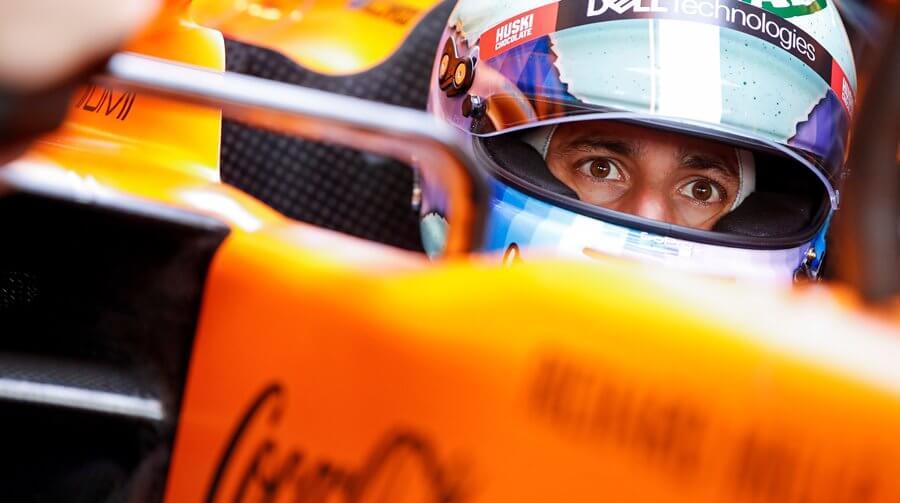 """Daniel Ricciardo sobre Imola: """"Estoy muy emocionado de volver, el año pasado terminé en el podio"""""""