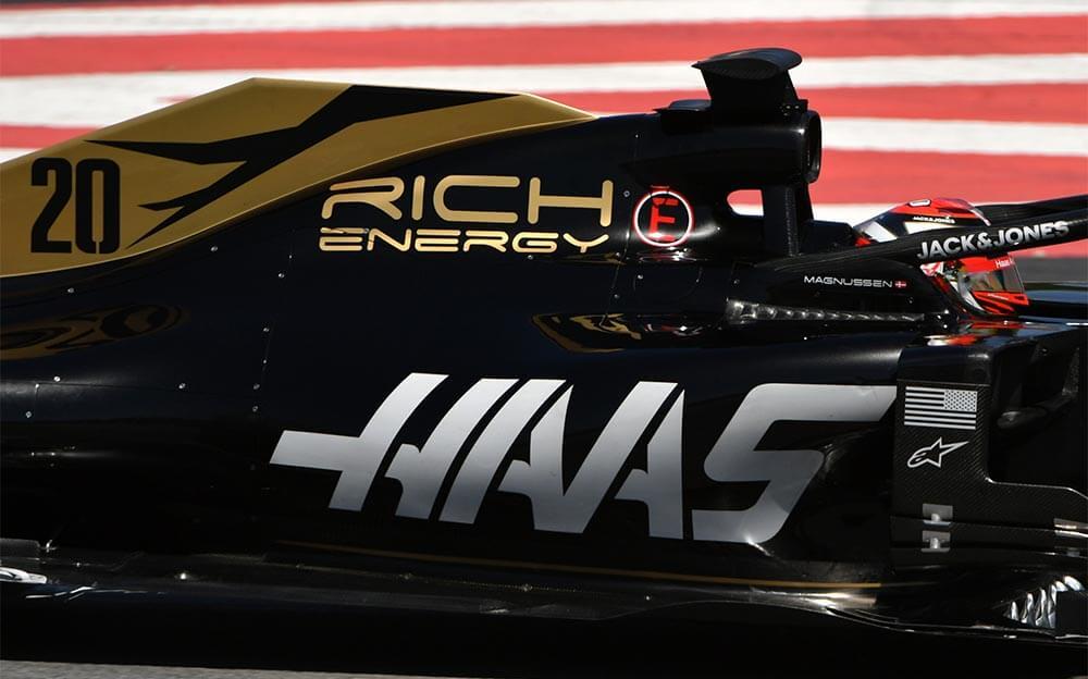 Rich Energy regresará a la F1 gracias al apoyo Bernie Ecclestone: Storey