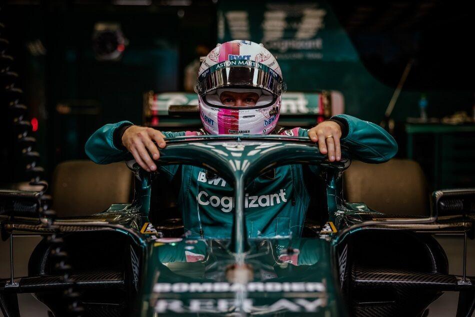 """Otmar Szafnauer destaca el trabajo de Vettel en el equipo: """"Amplió la forma en la que vemos las cosas"""""""