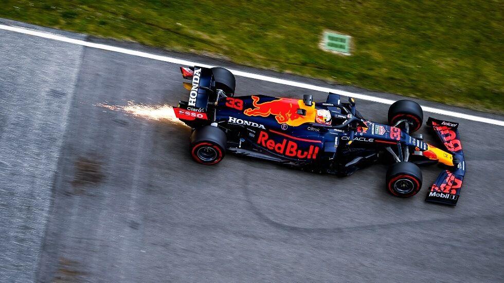 """Max Verstappen lamenta su clasificación: """"No ha sido una Q3 muy buena"""""""