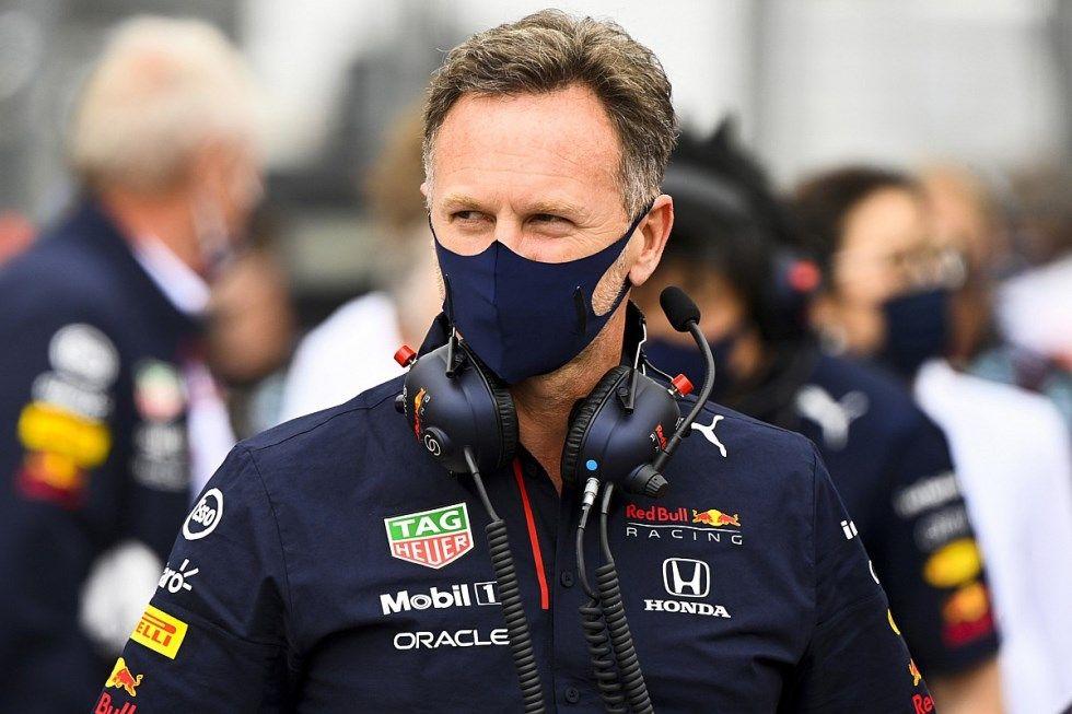 """Horner no tiene problemas con la maniobra de Hamilton en la parte final de la clasificación: """"Es parte del juego"""""""