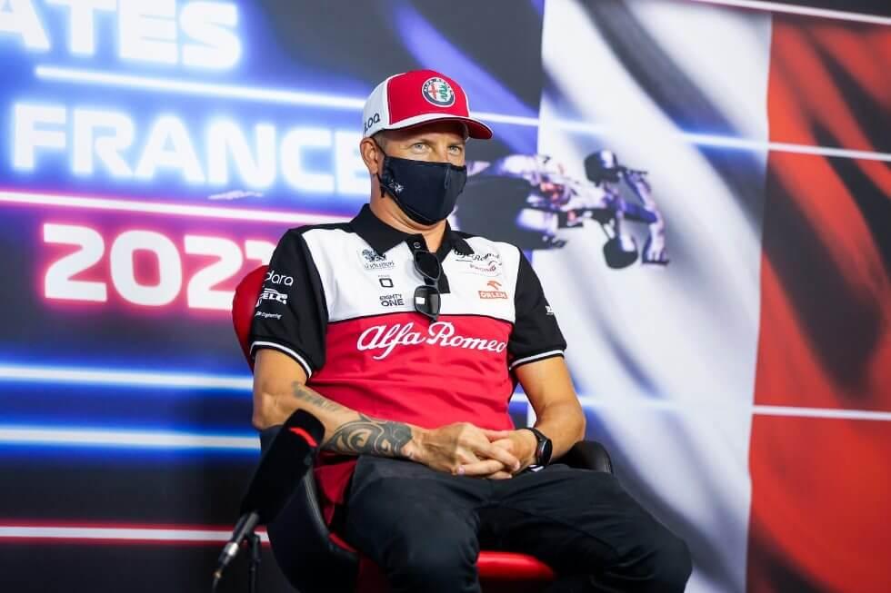 """Kimi Räikkönen sobre su futuro en F1: """"No lo he pensado mucho, estoy esperando a ver qué sucede"""""""