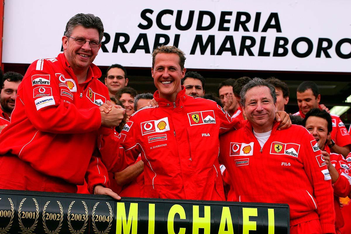 """Jean Todt: """"Gracias a Corinna y a los médicos, Schumacher sobrevive pero con consecuencias"""""""