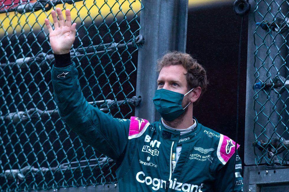 Vettel califica de 'una broma' el reparto de puntos en Bélgica: ¿Qué hemos hecho hoy para obtener puntos?