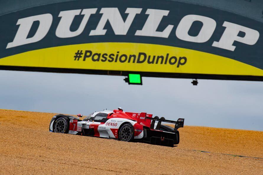 Kamui Kobayashi toma la pole para Toyota en las 24 Horas de Le Mans