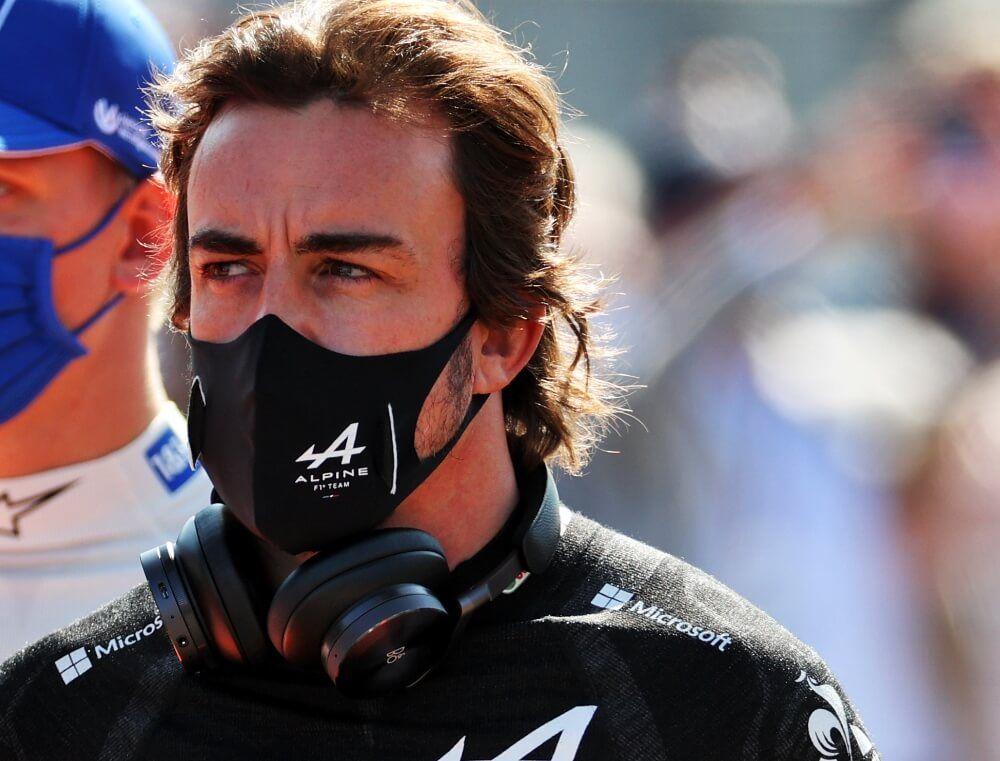 """Fernando Alonso sobre el GP de Italia: """"Con el formato sprint será muy emocionante"""""""