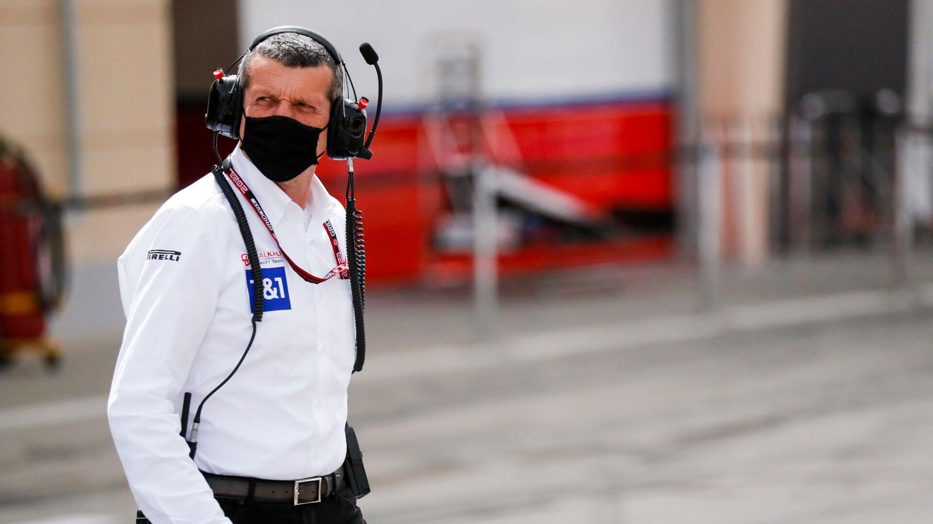 """Steiner admite que en 2022 las cosas pueden favorecerles: """"El futuro nos mantiene motivados a mí y a todo el equipo"""""""