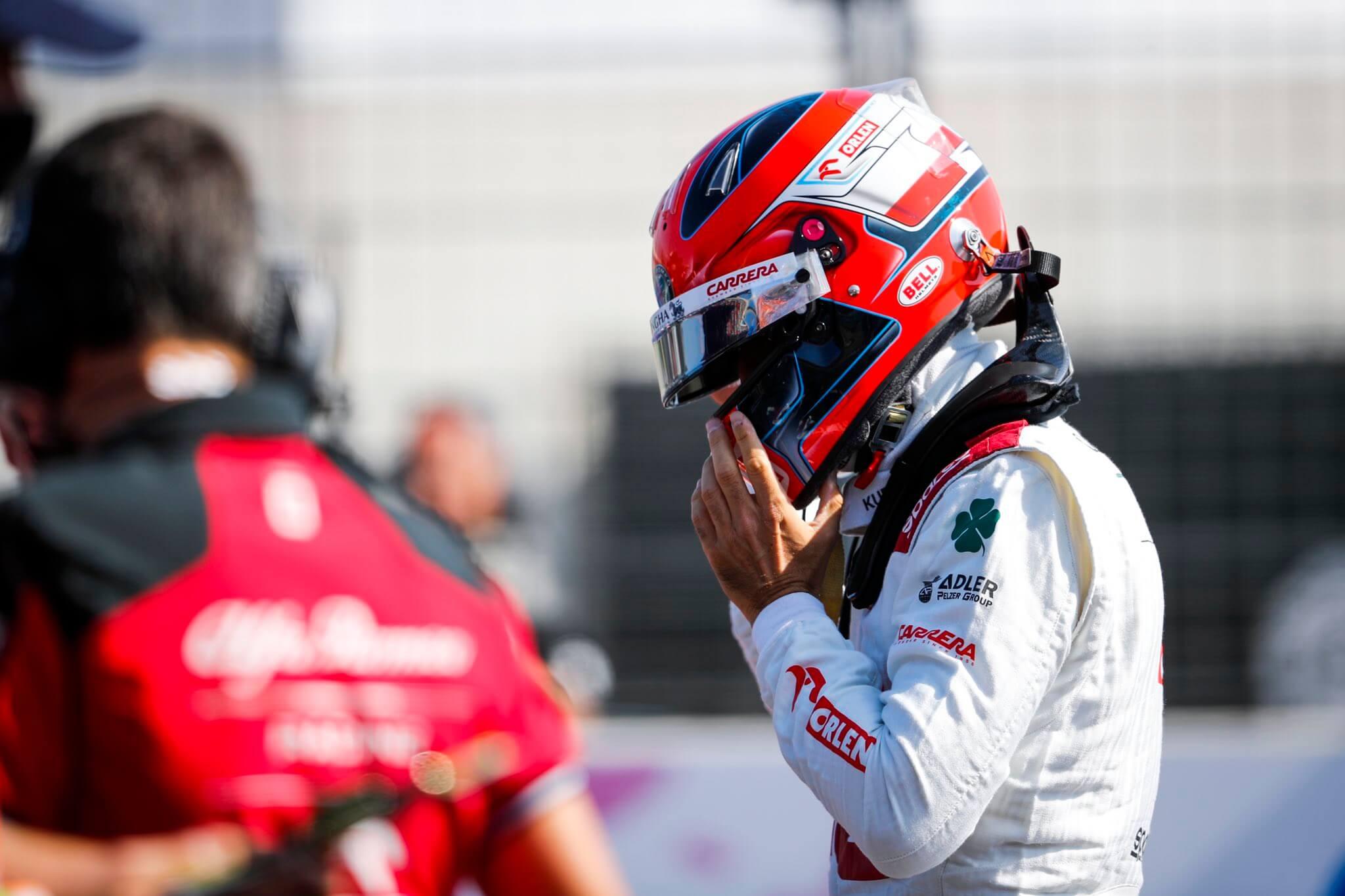 Robert Kubica sustituirá nuevamente a Räikkönen en el próximo Gran Premio de Italia