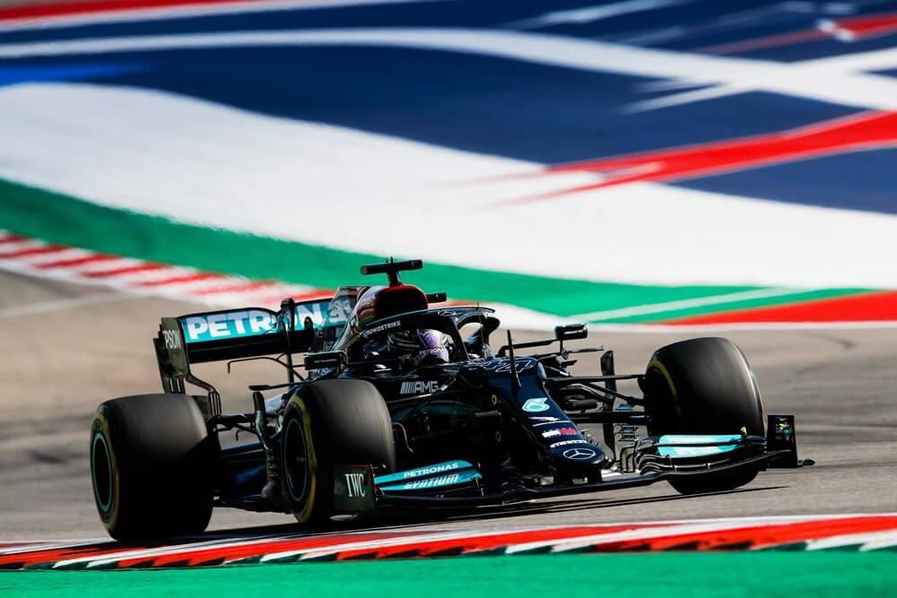 """Lewis Hamilton 2° en clasificación: """"Lo he dado todo, pero en Red Bull han sido muy rápidos"""""""