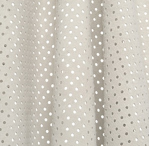 PERFORATED WHITE
