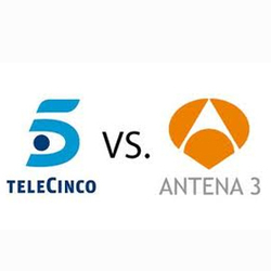 TeleCinco VS Antena 3