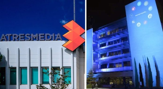 The facilities of Atresmedia and Mediaset Spain