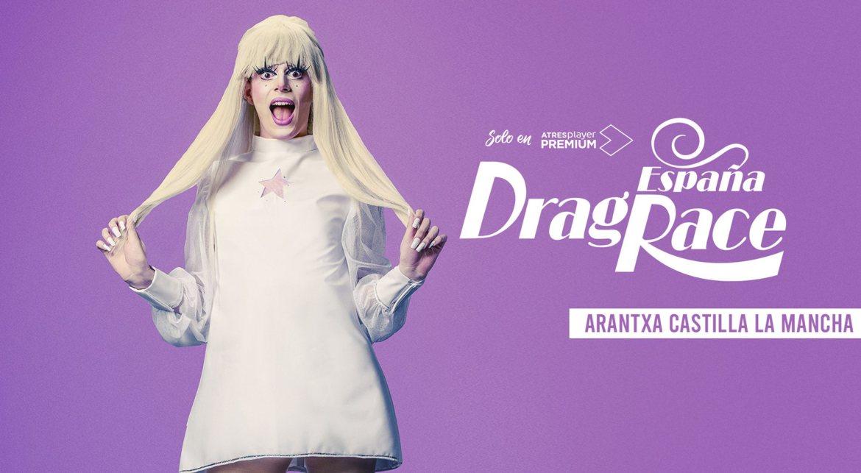 Arantxa Castilla-La Mancha, concursante de 'Drag Race España'
