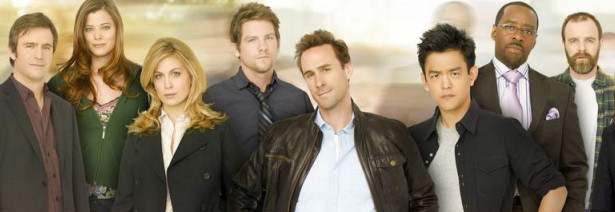 Protagonistas de Flash Forward (www.formulatv.com)