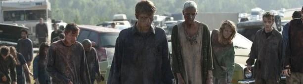 'The Walking Dead', nominada a los TP de Oro 2011