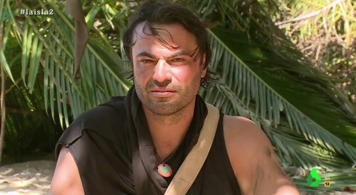 Miguel en 'La isla'